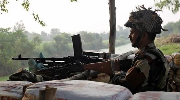 جندي باكستاني (أرشيف)