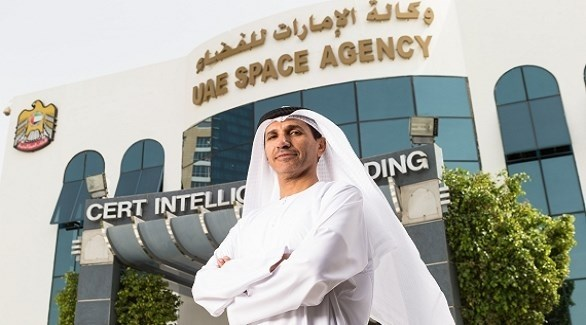 مدير عام وكالة الإمارات للفضاء محمد الأحبابي (أرشيف)