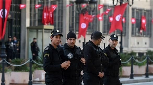 عناصر أمنية تونسية (أرشيف)