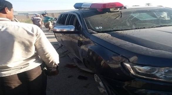 صورة تظهر جانب من العملية الإرهابية (24)