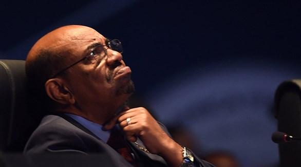 الرئيس السوداني المعزول عمر البشير (أرشيف)