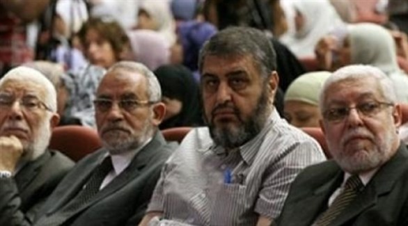 قيادات تنظيم الإخوان الإرهابي (أرشيفية)