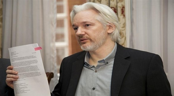 مؤسس ويكيليكس جوليان أسانج (أرشيف)
