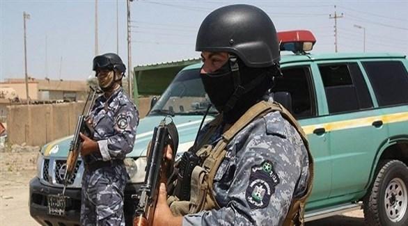 دورية أمنية تابعة للشرطة العراقية (أرشيف)