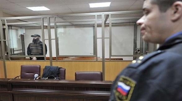 محكمة روسية (أرشيف)