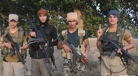 مسلحون من داعش الإرهابي (أرشيف)