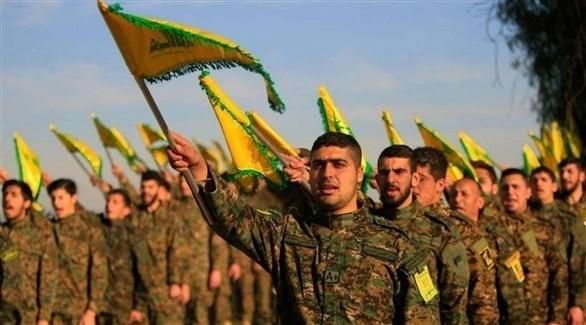 عناصر من ميليشيا حزب الله الإرهابية (أرشيف)
