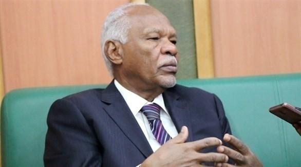 القيادي في حزب المؤتمر الوطني السوداني ومساعد الرئيس المعزول عوض الجاز (أرشيف)