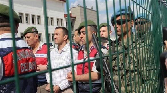 اعتقال مطلوبين في تركيا (أرشيف)