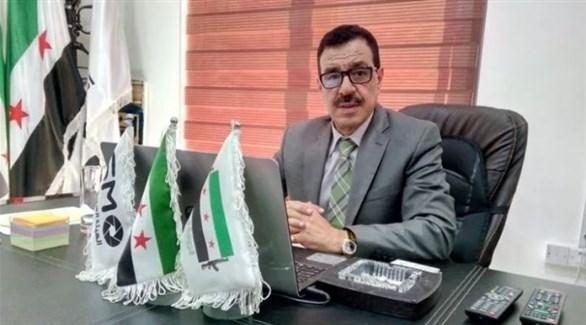 عضو الهيئة العليا للتفاوض إبراهيم الجباوي (أرشيف)