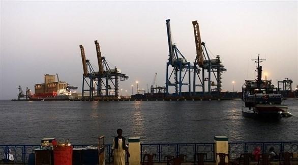 ميناء بورسودان (أرشيف)