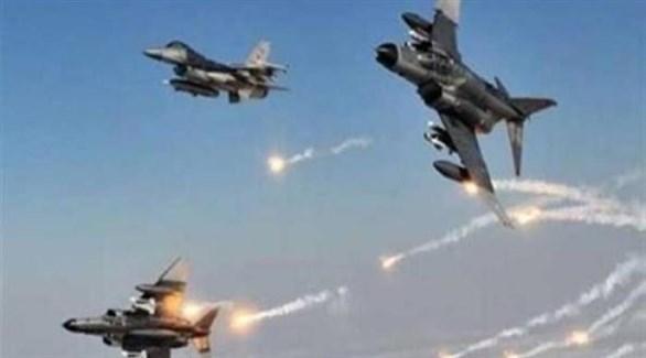 مقاتلات تابعة للتحالف العربي (أرشيف)