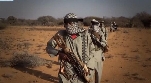 عناصر مسلحة من تنظيم داعش (أرشيف)