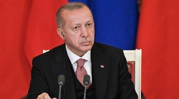 الرئيس التركي رجب طيب أردوغان (إ ب ا)