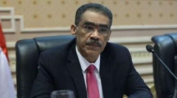 ضياء رشوان رئيس الهيئة العامة للاستعلامات بالقاهرة (أرشيفية)