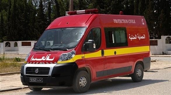 سيارة إسعاف مغربية (أشيف)