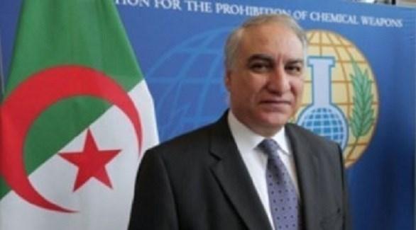 نور الدين عيادي أميناً عاماً للرئاسة الجزائرية (أرشيف)