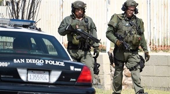 شرطة سان دييغو الأمريكية (أرشيف)