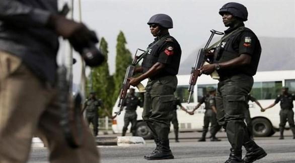 عناصر الشرطة النيجيرية (أرشيف)