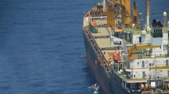 سفينة إيرانية (أرشيف)