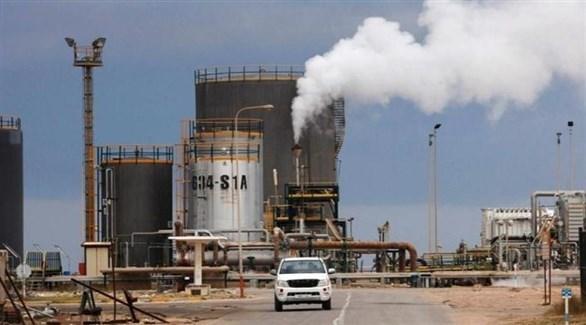 حقل الشرارة النفطي في ليبيا (أرشيف)