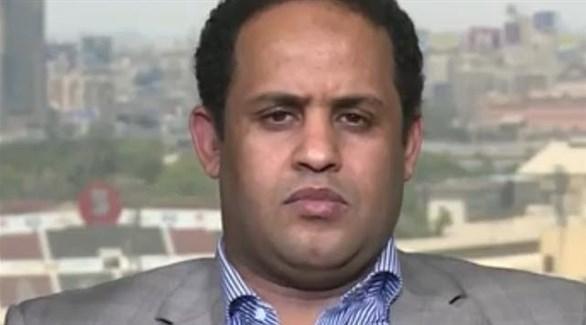 الباحث الليبي محمد بورأس (أرشيف)