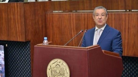 الوزير محمد لوكال (أرشيف)