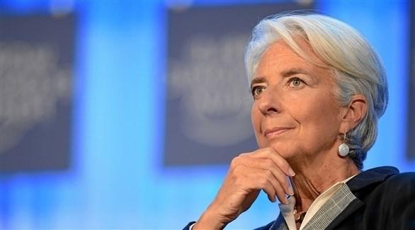 مديرة صندوق النقد الدولي كريستين لاغارد (أرشيف)