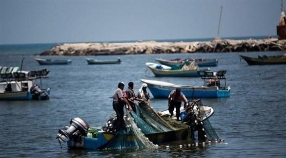 صيادون فلسطينيون في غزة (أرشيف)