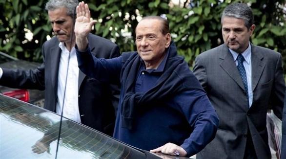 رئيس الوزراء الإيطالي السابق سيلفيو برلسكوني (أرشيف)