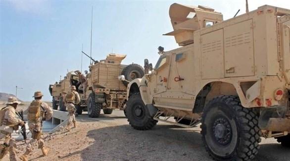 قوات الجيش اليمني الوطني (أرشيف)