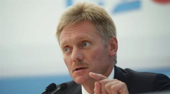 المتحدث باسم الكرملين الروسي ديمتري بيسكوف (أرشيف)