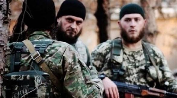 مقاتلون أجانب في صفوف تنظيم داعش (أرشيف)