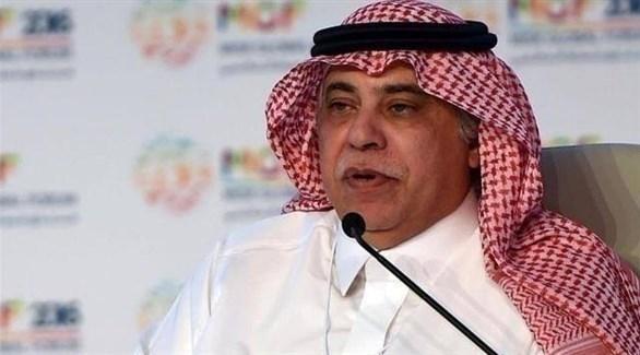 وزير التجارة والاستثمار السعودي ماجد القصبي (أرشيف)