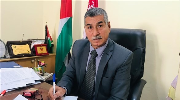 عضو اللجنة المركزية للجبهة الديمقراطية لتحرير فلسطين طلال أبو ظريفة (أرشيف)