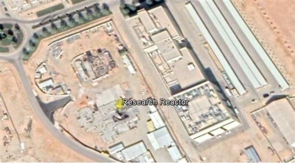كان المفاعل النووي كما حدده القمر الصناعي (العربية)
