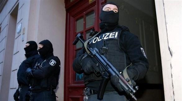 عناصر من الاستخبارات الألمانية (أرشيف)