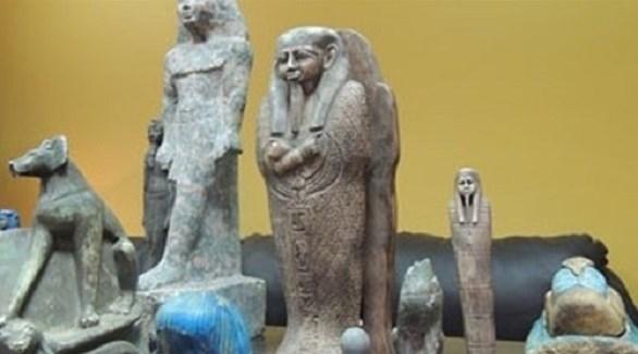 آثار مصرية (أرشيفية)