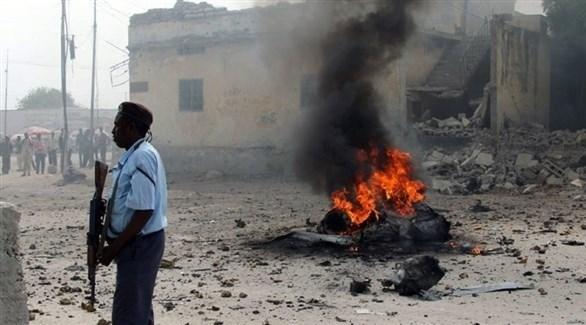 انفجار سابق في الصومال (أرشيف)