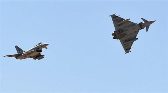 طائرات حربية تابعة للتحالف العربي في اليمن (أرشيف)