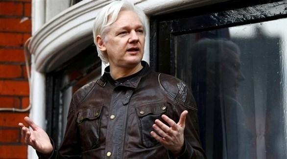 مؤسس ويكيليكس جوليان أسانج (أ ف ب)
