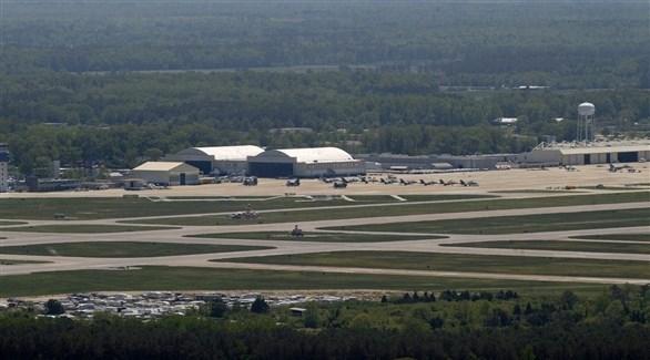 القاعدة البحرية الجوية أوشانا (أ ب)