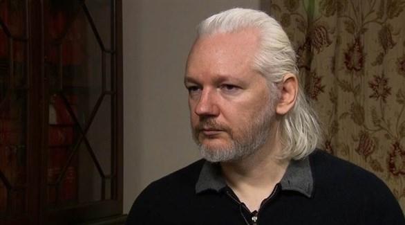 مؤسس ويكيليكس جوليان أسانغ (أرشيف)