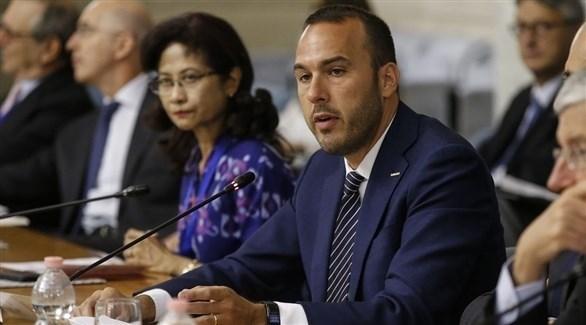 وكيل وزارة الخارجية الإيطالية مانليو دي ستيفانو (أرشيف)
