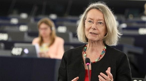 نائبة رئيس البرلمان الأوروبي، ايفلين جيبهارت (أرشيف)