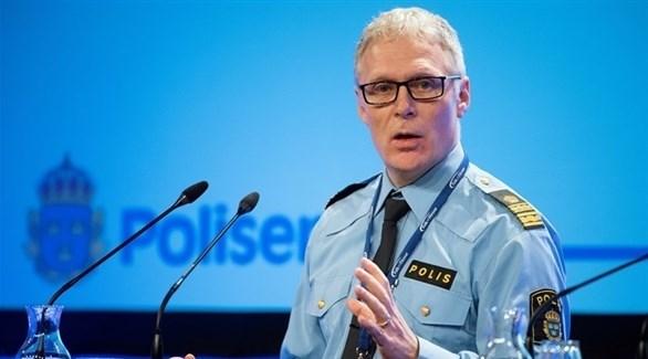الضابط أولف ميرلاندر (أرشيف)