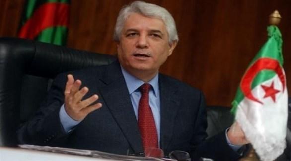 الوزير الجزائري طيب لوح (أرشيف)
