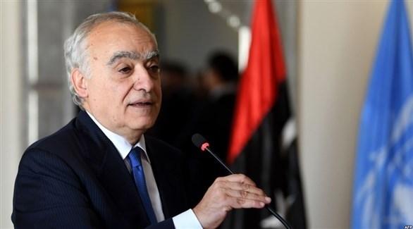 مبعوث الأمم المتحدة الخاص إلى ليبيا غسان سلامة (أرشيف)