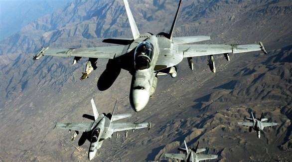 طائرات حربية للتحالف العربي في اليمن (أرشيف)