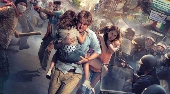 مشهد في فيلم سينما يتضمن أعمال عنف (أرشيف)
